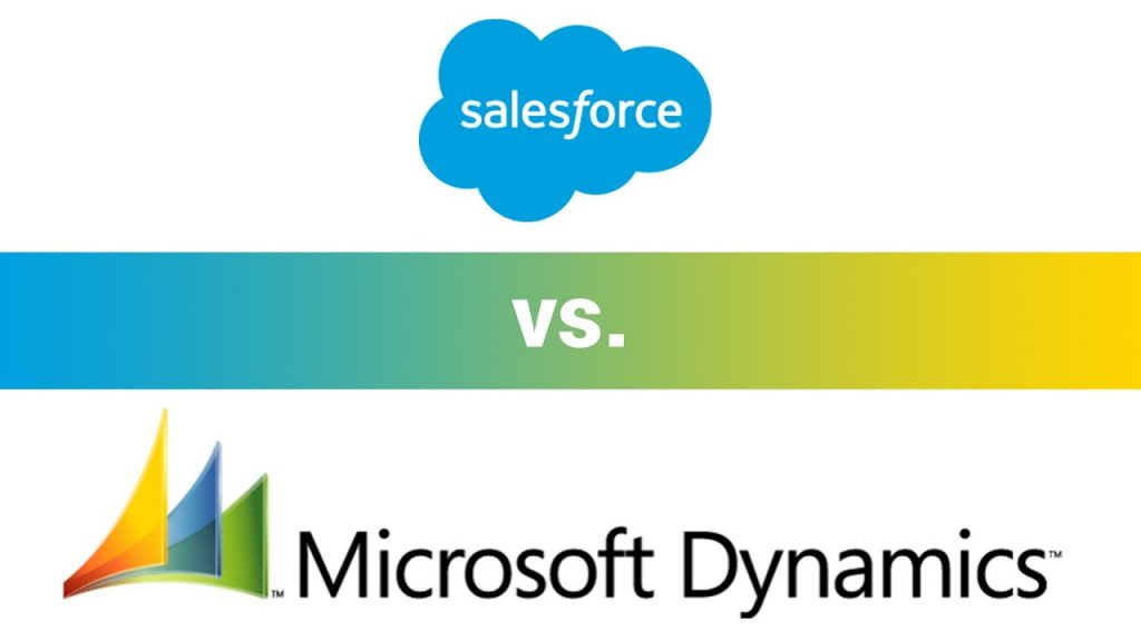 Salesforce vs Dynamics
