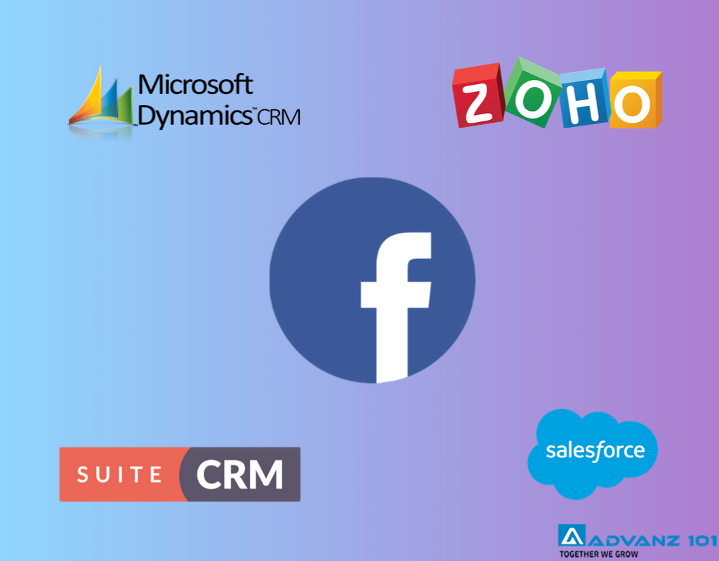 facebook leads integration with CRM