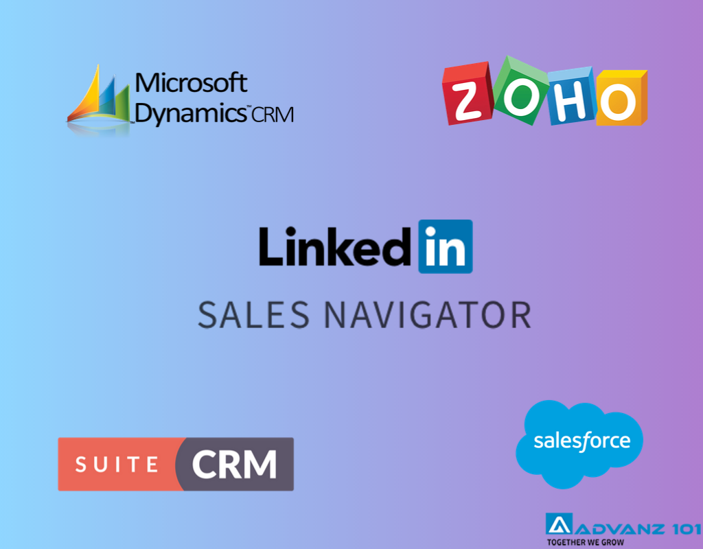 linkedin sales navigator integration with CRM